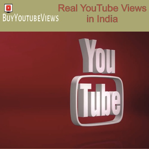 We provide the best real youtube views in india